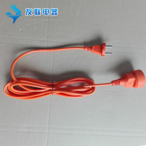 European Standard Extension Cord with VDE Approval pictures & photos