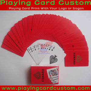 Promo Paper Game Cards pictures & photos