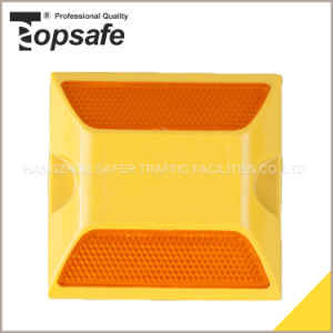 Traffic Safety Plastic Road Stud/Road Stud (S-1701) pictures & photos