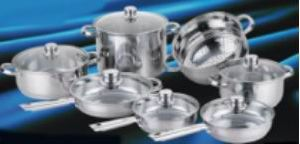 Thin 14PCS Stainless Steel Cookware Set pictures & photos