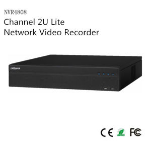 8 Channel 2u Lite Network Video Recorder (NVR4808) pictures & photos