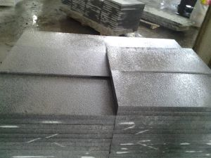 Polished Dark Grey Granite, Impala G654 Granite Stone Tiles Slabs pictures & photos