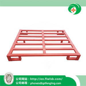 Powder Coating Steel Tray for Warehouse with Ce by Forkfit pictures & photos
