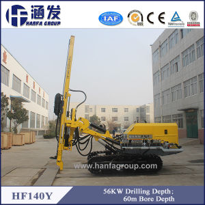 Hf140y Crawler DTH Soil Testing Drilling Rig pictures & photos