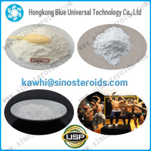 Fat Loss Steroids Hormone Muscle Growth Powder Methyldrostanolone Superdrol CAS 3381-88-2 pictures & photos