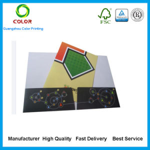 Custom Printing Color Paper Fild Folder