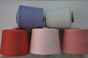 High Quality Cotton Polyester Blend Yarn 65/35 pictures & photos
