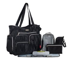 Outdoor Tote Mommy Nappy Baby Diaper Changing Bag pictures & photos