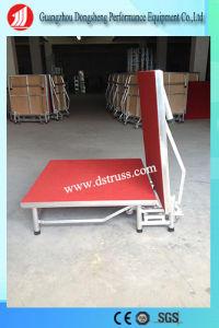 Portable Stage Aluminium Alloy Folding Stage pictures & photos