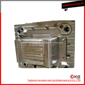 Hot Selling Plastic Injection Crate Mould in China pictures & photos