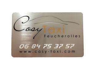 Metal Card / Custom Name Card pictures & photos