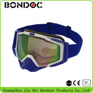 Unisex Fashionable Big Lens Anti-Fog Ski Goggles pictures & photos