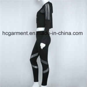 Lace Sports Wear for Man, Fitness Wear, Workout Clothing pictures & photos