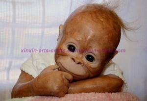 Customized Orangutan Doll Vinyl Doll Mold Doll Sculpture Doll Prototype Doll Production pictures & photos