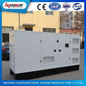 Weichai Standby Silent Diesel Gensets with R6105azld Diesel Engine pictures & photos