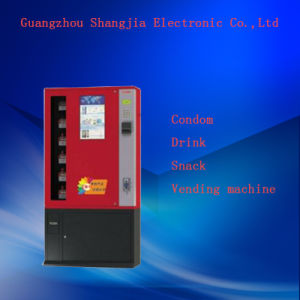 Hot Sale Condom and Cigarette Vending Machines
