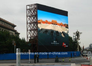 LED Video Wall High Cost-Effective Outdoor P16 pictures & photos