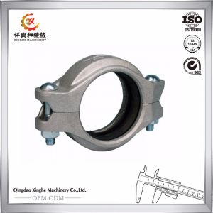 Customized Metal Ductile Iron Coupling Steel Shaft Flange Coupling pictures & photos