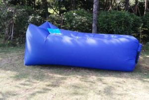 Portable Lamzac Hangout Lounge Sleeping Air Bag (L133) pictures & photos