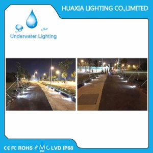 AC220V Neutral White 4500K Underground Light (One way) for Parks Walkway Aluminum Case pictures & photos