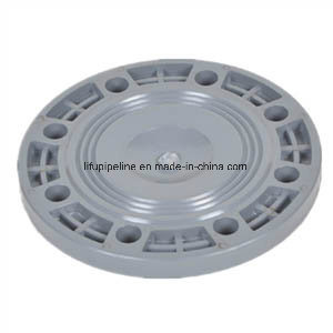 PVC-U Flange for Plastic Valve pictures & photos