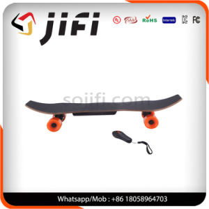 off-Road 4 Wheels Drifting Board Powered Electric Longboard Skateboard pictures & photos