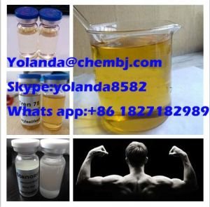 Semi-Finished Oil Anabolic Steroid Testosterone Propionate 100mg for Sale pictures & photos