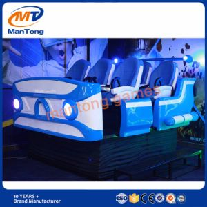 Mantong 9d Vr Cinema with 6 Seats for Shopping Mall pictures & photos