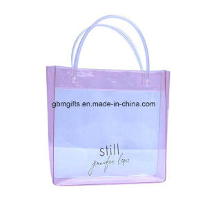 PVC Cosmetic Bag, Lady Use Fashionable Bag, Available in Pantone Color, Your Designs Are Welcome pictures & photos