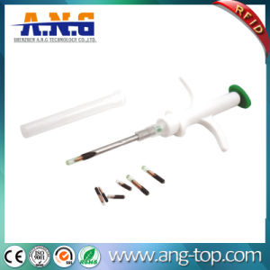 10.5mm 134.2kHz Security Syringe Long Range RFID Animal Tags pictures & photos