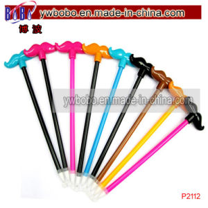 Roller Pen Moustache Pen Promotion Pen Stationery School Supplies (P2112) pictures & photos