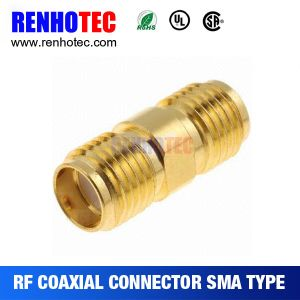 T Type SMA Male to Two Female Adapter SMA Connectors pictures & photos