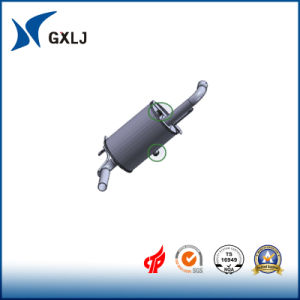 Motorcycle Accessories Metal Honeycomb Catalytic Converter pictures & photos