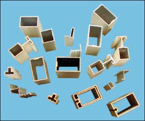 SGS Supplier Customized Aluminum Extrusion Profile pictures & photos