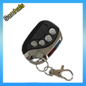 4 Button Remote Control Transmitter with 433MHz for Garage Door pictures & photos
