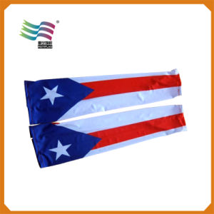 Factory Custom Sublimation Dry Fit Bicycle Arm Sleeve Cycling Cuff pictures & photos