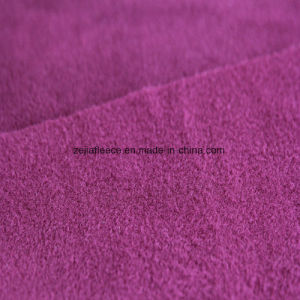 Micro Fleece Fabric with Antipilling pictures & photos
