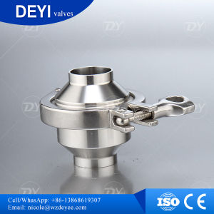 "2"" 50.8mm Stainless Steel Hygienic Ss304 Welding Check Valves pictures & photos"