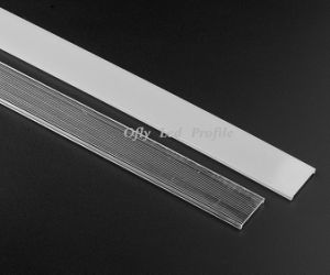 OEM/ODM Wide LED Aluminum Profile, LED Aluminum Profile for LED Strip Light pictures & photos