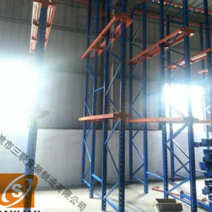 Heavy Duty Warehouse Steel Drive in Rack with Pallet pictures & photos