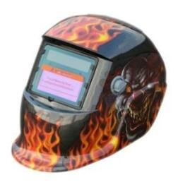 Safety Product Auto-Darkening Welding Helmet Grinding Mask pictures & photos