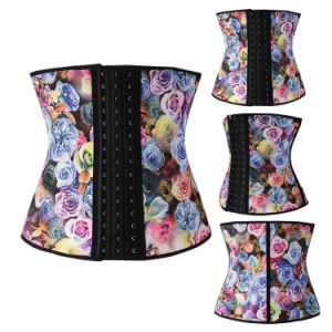 High Quality Latex Waist Trianer Waist Training Corset for Women pictures & photos