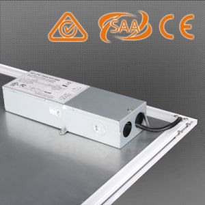 OEM ODM 40W 36W Flicker Free LED Panelwith Metal Fire Junction Box pictures & photos