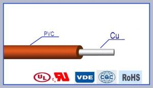 UL Approved PVC Insulated Electric Wire pictures & photos
