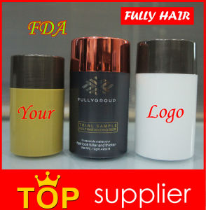 Best Selling Fully Keratin Hair Building Fibers in EU Market pictures & photos