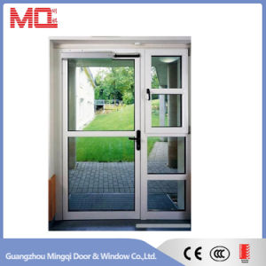 Single Aluminium Swing Door Price Manufacture pictures & photos