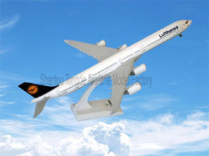 A340-600 Lufthansa Airbus Aircraft Plastic Display Model pictures & photos