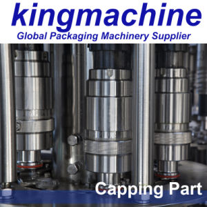 Complete Pet Bottle Pure Mineral Water Filling Machine pictures & photos