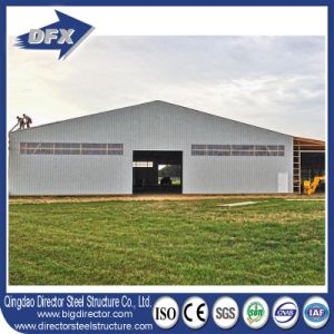 Temporary Agriculture Metal Shed and Prefabricated Steel Structure Building pictures & photos