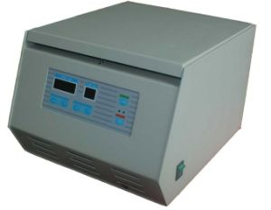 Table Top Medical/Laboratory Low Speed Centrifuge pictures & photos
